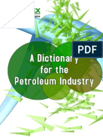 Diccionario de términos petroleros