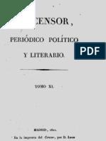 Alberto Lista La Dictadura
