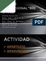 Hipertexto-Hipervínculo