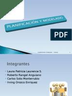 Planificación y Modelado U1