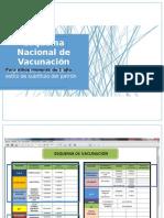 Cartilla Vacunacin Menores 1ao