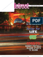 Boyd Street Magazine April 4th, 2012 Issue 7 Volume 9