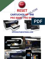 Reset 940