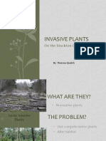 Invasive Plants MAESA Presentation