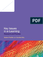 Key Issues in E-Learning (1847063608)