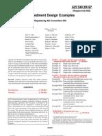[Code]ACI 349.2R-97 Embedment Design Examples(ACI,1997)