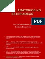 6Antiinflamatorios No Esteroideos