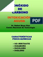 Intoxicacion Aguda Por Monoxido de Carbono Mesa Redonda Dr Rafael Moya