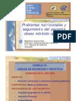 Complicaciones Nutricionales post C_ Bariátrica