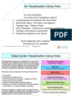 Data Center Visualization With Visio