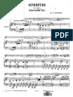 Overture G Tell (Violin, Piano)