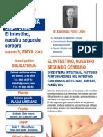 FORMULARIO DE INSCRIPCION Y PROGRAMA - CONFERENCIA GRATUITA BARCELONA 2012