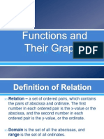 01 - Functions and Their Graphs - Part 1 - Copy