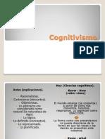 9 Cognitivismo