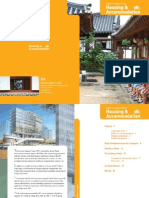Korean Housing and Accommodation Guide by KOTRA