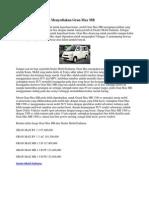 Dealer Mobil Daihatsu Menyediakan Gran Max