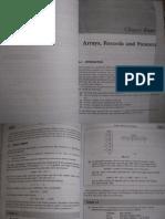 Data Structure Schaum Series (Chapter 4 to 9) by Gitansh