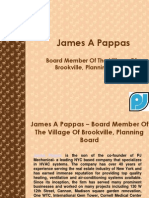 James A Pappas – Board Member Of The Village Of Brookville, Planning Board