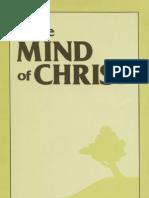 The Mind of Christ - David Alsobrook