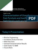 Brewer Characterization Presentation NACB2009