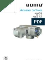 Actuatore Control