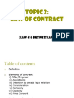 2. Contract