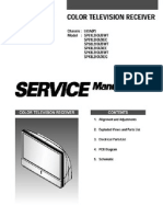 Service Manual SP43L2HX L63A(P)