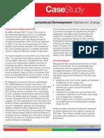 Case Study - JetBlue Airways Organizational Development - Partners for Change