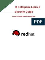 RHEL 6 Security Guide