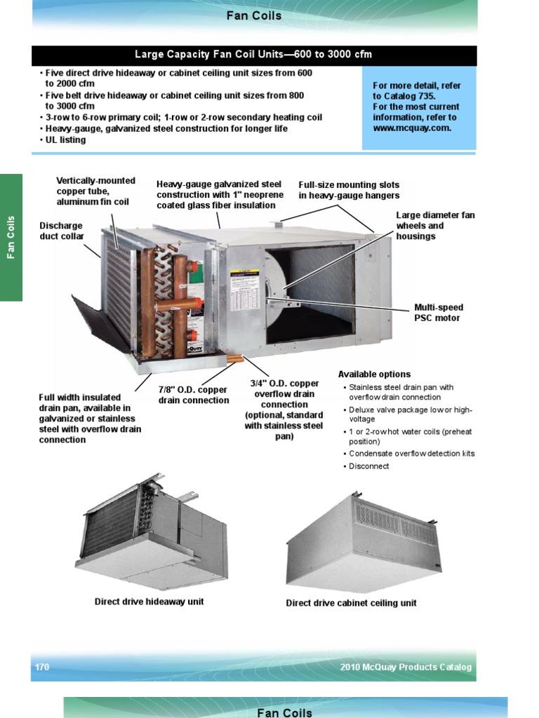 Enviro Tech Fan Coil Unit Wiring Diagram | Wiring Liry on