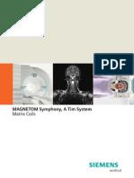 MAGNETOM Symphony Tim Coils