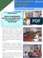 Cameroun Sante Au Quotidient n78 28juin2011 Fr
