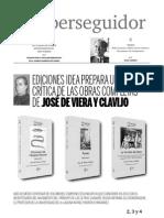 El perseguidor 90 - revista de limba spaniola din Tenerife