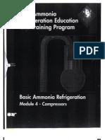 IIAR Ammonia Refrigeration Education And Training Program -- Module 4