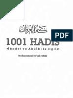 1001 Hadîs-i Şerif Muhammed Esad Erbilî