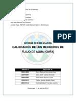 reporte cuatro