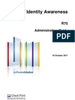 CP R75 Identity Awareness Admin Guide