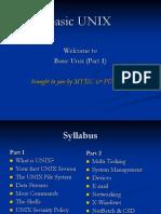 Basic Unix i