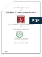 Ongc Final Report 2