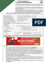 Print - IRCTC Ltd,Booked Ticket Printing