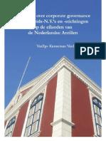 50 vragen over corporate governance in overheids-N.V.'s en -stichtingen op de eilanden van de Nederlandse Antillen - Juli 2006