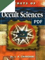 47245750 Secret of Occult Science Dr l r Chawdhri