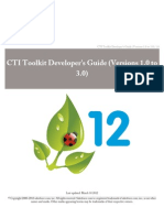 Sales Force Cti Developer Guide