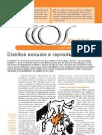 BOLETIM ECOS JOVENS - 0 - Direitos Sexuais e Reprodutivos