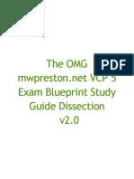 OMG Study Guide