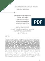 Konsep Tadika Dan Kurikulum Standard Prasekolah Kebangsaan Kumpulan 2