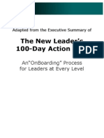 The Leaders 100 Day