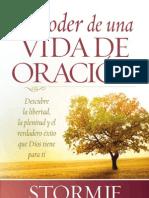 El poder de una vida de oracion - Stormie Omartian