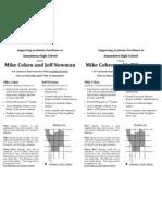 Cohen - Newman Flyer v4.1