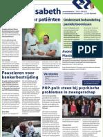 BD-pagina Maart 2012 - Liever Elisabeth